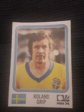 autocollant PANINI Sticker Figurine MUNCHEN 74 originale n°270 Roland Grip