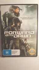 Halo 4 - Forward Unto Dawn  [ DVD ] LIKE NEW, Region 4, FREE Next Day Post