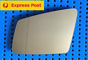 LH mirror glass for Mercedes Benz C CLASS W204/S204/C204 07/07-14 Convex base