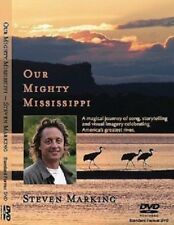 Our Mighty MIssissippi with Steven Marking ( DVD, 2017) Ships in 12 hours!!!