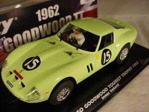 Fly Ferrari 250 GTO #15 Innes Ireland Goodwood TT 1962 FLYE2011 #146 of 150 MB