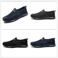 New Men's Casual Shoes Slip into penny Shoes Loafers Driving Travel Espadrilles