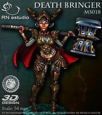 RN Estudio Female Death Bringer