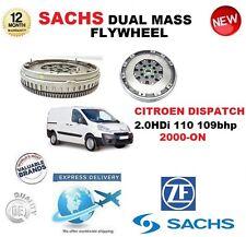 pour Citroen envoi 2.0 HDI 110 109BHP 2000- > SACHS DMF Volant moteur Bimasse