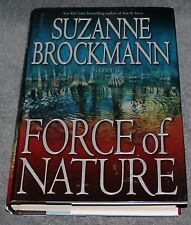 Force of Nature No. 11 by Suzanne Brockmann (2007, Hardcover)