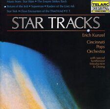 Erich Kunzel - Star Tracks / Superman / Star Trek / E.T. [New CD]