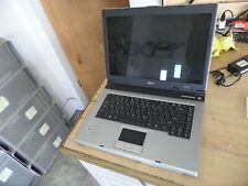 Acer Aspire 3000 Laptop For Parts Posted Bios Hard Drive Wiped *