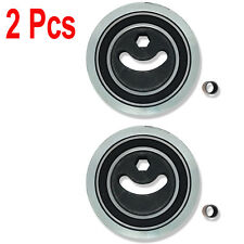 2x New A/C Drive Belt Tensioner Pulley For 2006-2008 Suzuki Grand Vitara 2.7L-V6