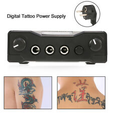 Digital Display Rechargeable Tattoo Machine Battery Pack Power Supply