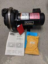 Flotec FP4322-01L 3/4 HP Corrosion Resistant Convertible Jet Pump RPM 3450 115V