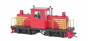Bachmann 29204 On30 Painted & Unlettered Whitcomb 50-Ton Center-Cab w/DCC