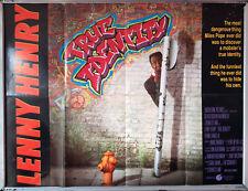 Cinema Poster: TRUE IDENTITY 1991 (Quad) Lenny Henry Frank Langella Charles Lane
