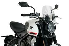 Puig Transparent Sport Pare-Brise Triumph Trident 660 2021>