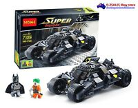 Batman the tumbler batmobile 325PCS lego compatable Kids Boy Toy Gift