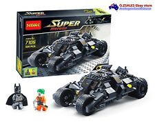 Batman the tumbler batmobile 325PCS lego compatable Kids Boy Toy Gift