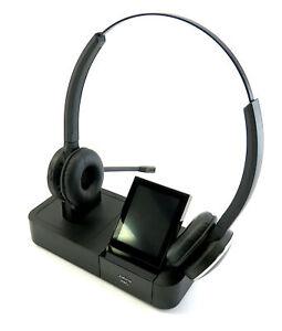 Jabra Pro 9465 Duo with 9460/65 Flex Duo Headset - 9465-29-804-102 - 9400BS
