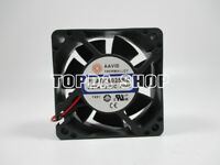 1pc nstechPSAD16025BM Power supply cooling fan2pin 12V 0.27A 60*60*25mm#XX