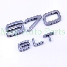 Genuine Volvo 850 S70 V70 Trasero Placa//Emblema-R
