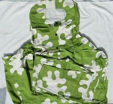 Reproduction Soviet Ww2 2pc Green/White Ameba camouflage