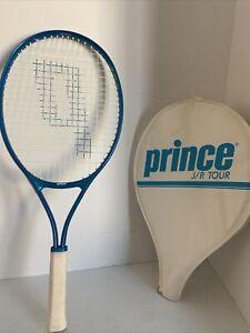 Vintage Prince J/R Tour Mid Plus Tennis Racquet Racket - Excellent shape