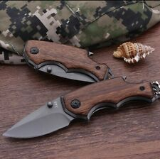 Camping Knives Keychain Mini Pocket Folding Hunting Tactical Knives outdoor Tool