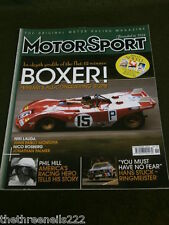 MOTORSPORT - FERRARI BOXER - NOV 2006