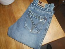 JEAN DIESEL T 38 BE A 16€ ACH IMM FP RED RARE COLLECTOR COLLECTION PERSO A VOIR