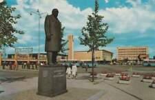 Ansichtkaart Nederland : Eindhoven - Philips met Station (bd163)