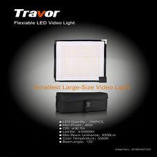FL-3030 Flexible LED Video Light Panel Slim Studio Camera Lighting Photography