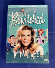 Bewitched - The Complete Fourth Season (DVD, 2006, 4-Disc Set)