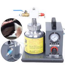 1L Pneumatic Shoe Gluing Machine Shoe Glue Spreader Gumming Machine Brush Handle