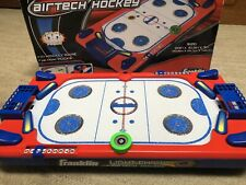 Table Air Hockey Game Franklin  20 Inch X 10.5 Inch Works