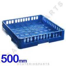 500 x 500 DISH-WASHER GLASS-WASHER 500MM SQUARE UNIVERSAL CUTLERY TRAY BASKETS