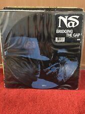 "Nas Bridging The Gap 12"" Picture Disc"