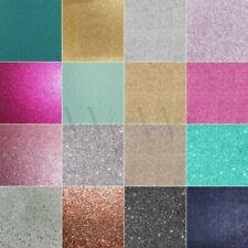 Schöne Glitzer Sparkle Glänzend Tapete - Verschiedene Farben - Glatt Oder