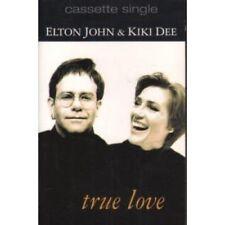 Elton John Very Good (VG) Case Condition Pop Music Cassettes