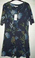 Jersey Floral Plus Size Dresses NEXT