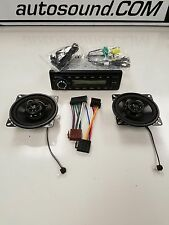 Mercedes Benz SL 107 Chassis 1981-1989 380/560SL upgrade Bluetooth/AUX System