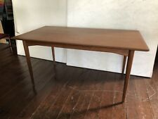 Retro PARKER Eames Blackwood Dining Table