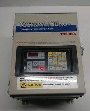 GUARANTEED! TOSHIBA TOSVERT 3.5KVA 3-HP TRANSISTOR INVERTER VT130G2+2035