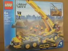 *New* Lego City 7249 XXL Mobile Crane Construction Truck Sealed Box Retired Set