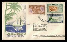 DR WHO 1948 TOKELAU ISLANDS FDC C189431