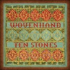 Woven Hand - Ten Stones Vinyl LP  NEW+