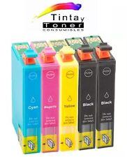 5 cartuchos de tinta non oem para Epson XP235 XP332 XP335 XP432 XP435 T29 XL