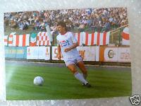 Press Photo- JACEK ZIOBEZ ; Polish Football Player in Action (Org,apx. 7x5 cm)