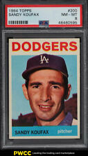 1964 Topps Sandy Koufax #200 PSA 8 NM-MT (PWCC)