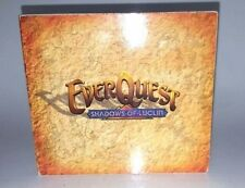 EverQuest Shadows of Luclin 3 Discs and Keycode Included
