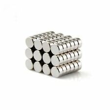 A021 5pcs 6 x 3mm Disc Super Strong Cylinder Rare Earth Neodymium Magnets