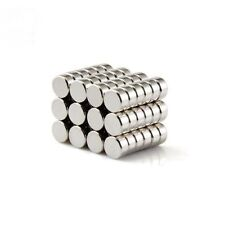 A021 10pcs 6 x 3mm Disc Super Strong Cylinder Rare Earth Neodymium Magnets