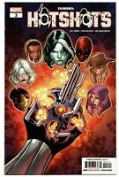 Domino Hotshots #3 MARVEL Comics 2019 1st Print Main Cover unread NM